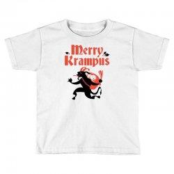 merry krampus Toddler T-shirt   Artistshot
