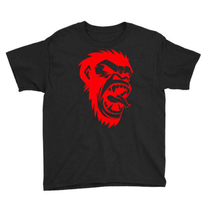 Monkey Youth Tee Designed By Estore