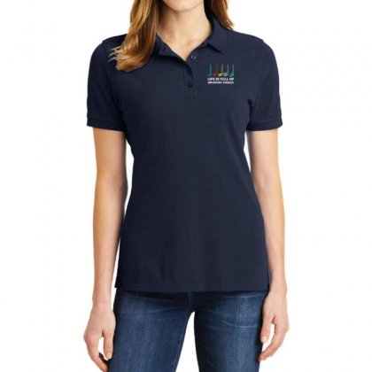 Choices Golf Ladies Polo Shirt Designed By Robertosupeno