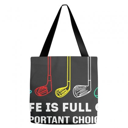 Choices Golf Tote Bags Designed By Robertosupeno