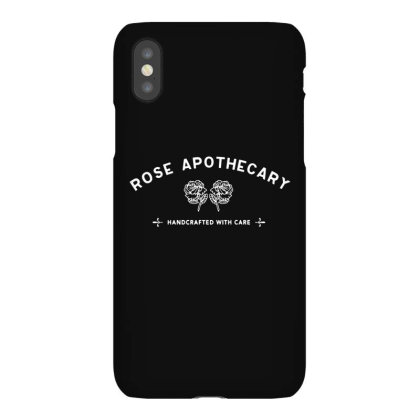 Rose Apothecary   White Iphonex Case Designed By Kevin Design