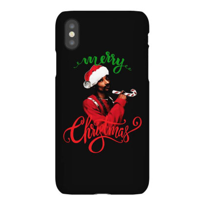 Snoop Dogg Merry Christmas Iphonex Case Designed By Kevin Design