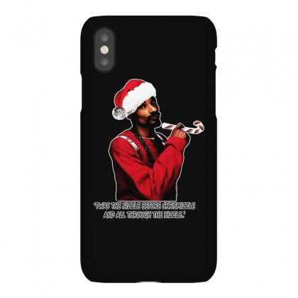 Snoop Dogg Christmas Iphonex Case Designed By Kevin Design
