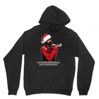 Snoop Dogg Christmas Unisex Hoodie Designed By Kevin Design