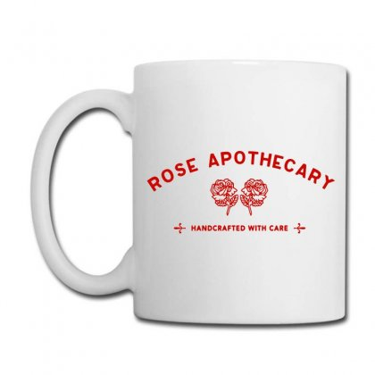 Rose Apothecary   Red Coffee Mug Designed By Kevin Design