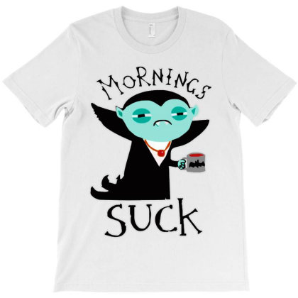 Morning Suck T-shirt Designed By Kevin Design
