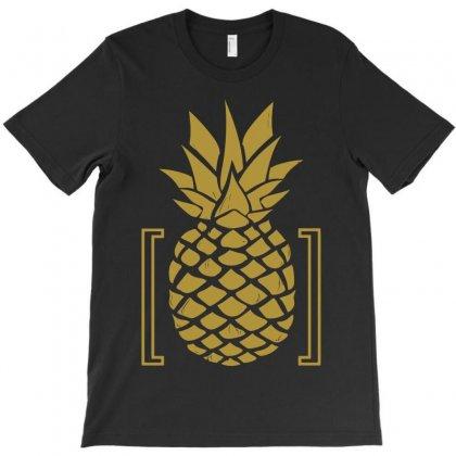 Pineapple Thumbnail Mockup T-shirt Designed By Baron