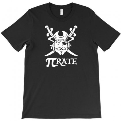 Pi Rate T-shirt Designed By Baron