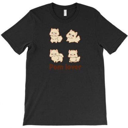 Pom Lover T-shirt Designed By Baron