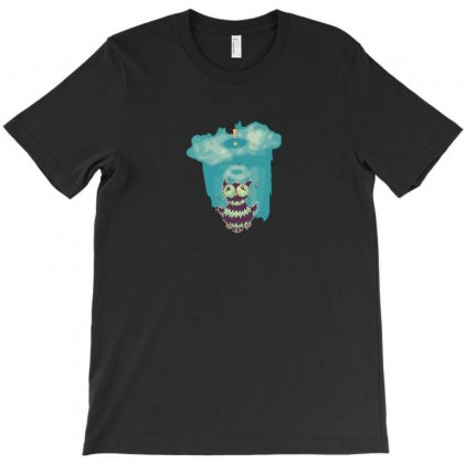 Poof! T-shirt Designed By Baron