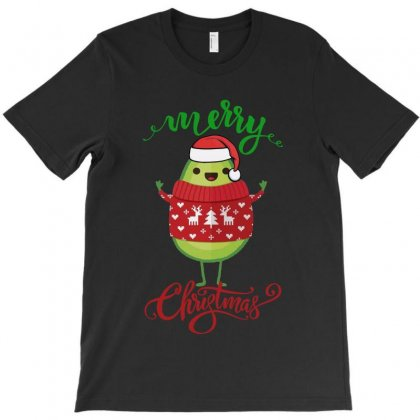 Funny Avo Merry Christmas T-shirt Designed By Kevin Design