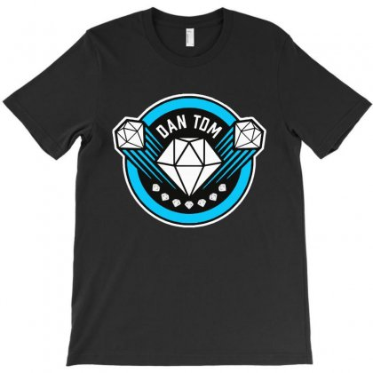 Dantdm T-shirt Designed By Kevin Design