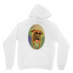 Walking the pack/array of dogdachshunds, being walked by singl Unisex Hoodie | Artistshot