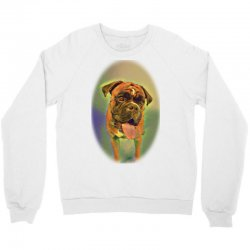 Walking the pack/array of dogdachshunds, being walked by singl Crewneck Sweatshirt | Artistshot