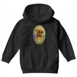 Walking the pack/array of dogdachshunds, being walked by singl Youth Hoodie | Artistshot