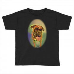 Walking the pack/array of dogdachshunds, being walked by singl Toddler T-shirt | Artistshot