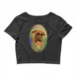 Walking the pack/array of dogdachshunds, being walked by singl Crop Top | Artistshot