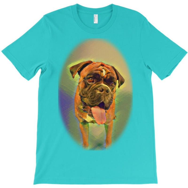 Walking The Pack/array Of Dogdachshunds, Being Walked By Singl T-shirt | Artistshot