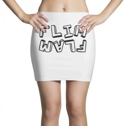 Flamingo  Flim Flam Mini Skirts Designed By Kakashop