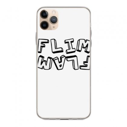 Flamingo  Flim Flam Iphone 11 Pro Max Case Designed By Kakashop