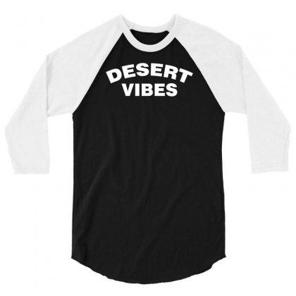 Desert Vibes 3/4 Sleeve Shirt Designed By Bud1