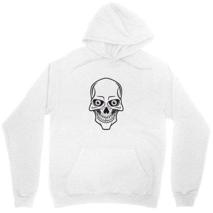 Skull Unisex Hoodie Designed By Estore
