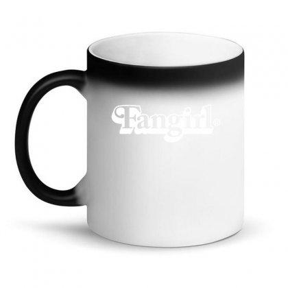 Fangirl Magic Mug Designed By Bud1
