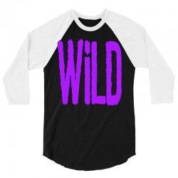 wild 3/4 Sleeve Shirt | Artistshot