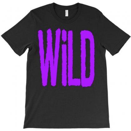 Wild T-shirt Designed By Mdk Art