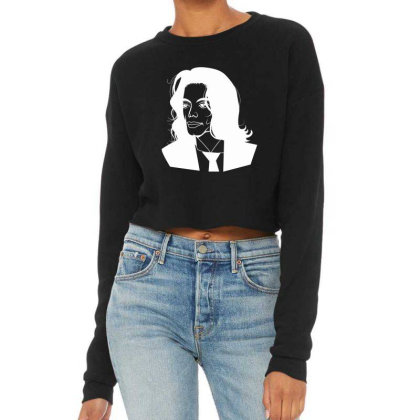 Michael Jackson Cropped Sweater Designed By Estore
