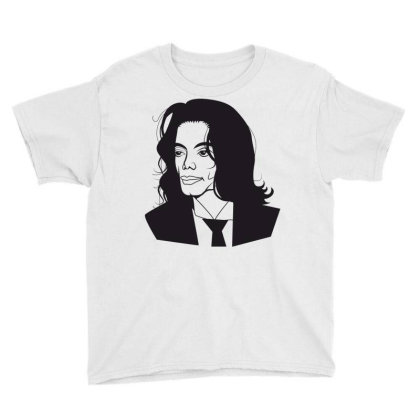 Michael Jackson Youth Tee Designed By Estore
