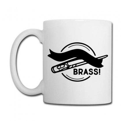 Kiss My Brass Coffee Mug Designed By Bud1