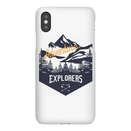 Adventure Iphonex Case Designed By Estore
