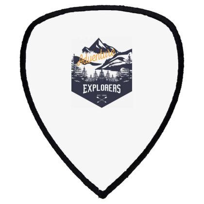 Adventure Shield S Patch Designed By Estore
