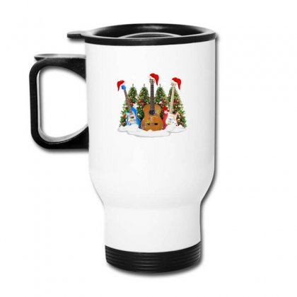Christmas Guitar Travel Mug Designed By Neset