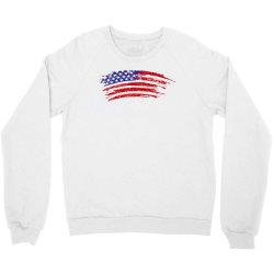 American flag Crewneck Sweatshirt | Artistshot