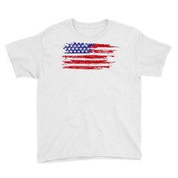 American flag Youth Tee | Artistshot