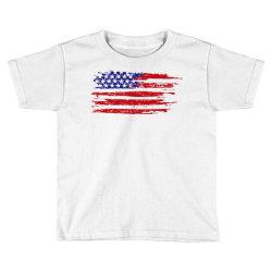 American flag Toddler T-shirt | Artistshot