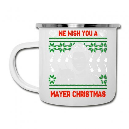 Wish You A Mayer Christmas Camper Cup Designed By Paulscott Art