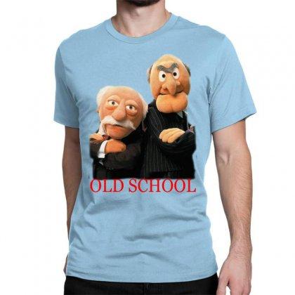 Muppets Old School Waldorf & Statler Classic T-shirt