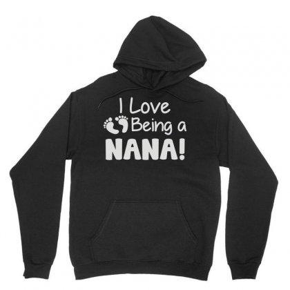 Nana's Unisex Hoodie Designed By Fanshirt