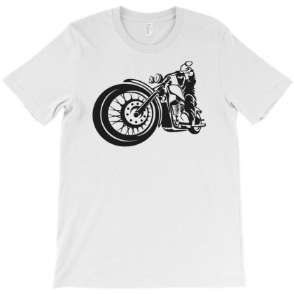 Chopper Biker Men Funny T-shirt Designed By Candrashop