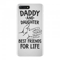 daddy and daughter best friends for life funny iPhone 7 Plus Case | Artistshot