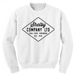 shelby company ltd Youth Sweatshirt | Artistshot