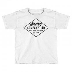 shelby company ltd Toddler T-shirt | Artistshot