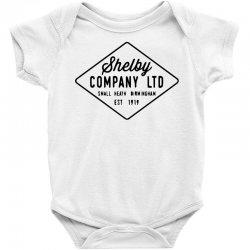 shelby company ltd Baby Bodysuit | Artistshot