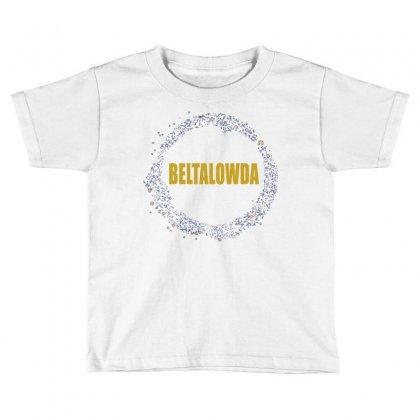 Beltalowda Belt Graphic Toddler T-shirt Designed By Jetspeed001