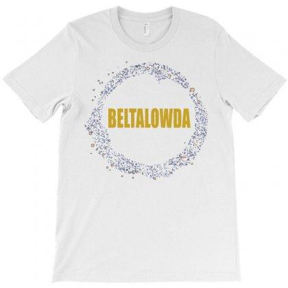 Beltalowda Belt Graphic T-shirt Designed By Jetspeed001