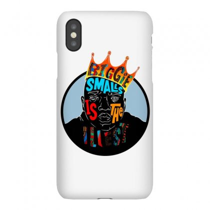 Biggie Smalls Iphonex Case Designed By Jetspeed001