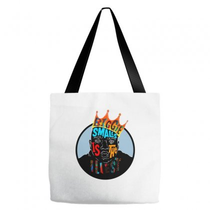 Biggie Smalls Tote Bags Designed By Jetspeed001